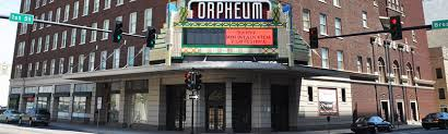 Orpheum Theatre Wichita Tickets And Seating Chart