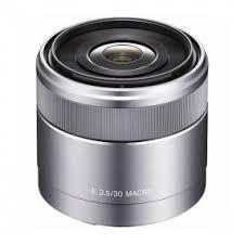 <b>Объектив Sony</b> 30mm f/3.5 Macro E (<b>SEL</b>-<b>30M35</b>), лучшие цены в ...
