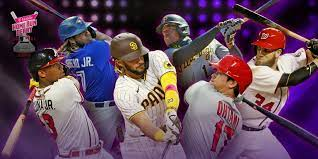 Ideal Home Run Derby 2021 contestants