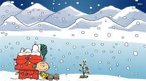 Snoopy Christmas Wallpapers (61+ ...