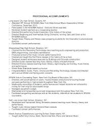 Piano Teacher Resume Sample Best Of Music Teacher Template Job Description Resume Curriculum Vitae Music