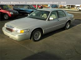 1999 mercury grand marquis ls by dealer