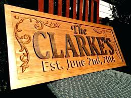 engraved wood signs outdoor awesome customized wood plaques design engraved wood signs outdoor