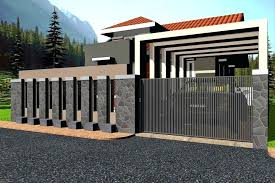 fence design ideas home fences designs design ideas pictures modern fence  natural minimalist front house wall