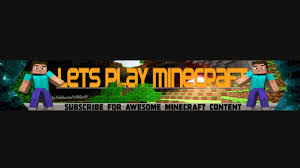 youtube channel art minecraft. Delighful Channel FREE GFX 1  Awesome Minecraft Banner  Channel Art Template 2014 Inside Youtube R