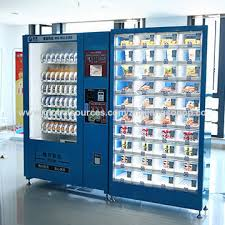 Vending Machine Product Suppliers Inspiration Ticket Vending Machine Global Sources