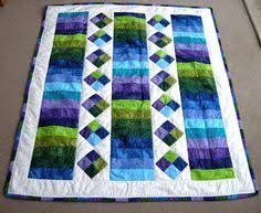 Katherine's Dabblings: Jelly Roll Quilt - This would make an easy ... & Katherine's Dabblings: Jelly Roll Quilt - This would make an easy baby or lap  quilt Adamdwight.com