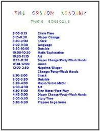 Daily Routine Chart For 2 Year Old 55 Best Toddler Schedule Images Toddler Schedule Schedule