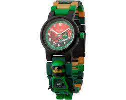 LEGO Set 5005693-1 Lloyd Buildable Watch (2018 Gear) | Rebrickable - Build  with LEGO