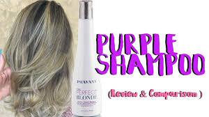 Pravana Pure Light Shampoo Reviews Pravana Purple Shampoo Review Comparison Pravana Purple
