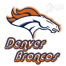Denver Broncos Graphics Sticker for iOS & Android | GIPHY