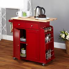 Rolling Kitchen Island Table Additional Storage Space By Using Rolling Kitchen Cart Kitchen