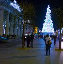 Festive Lighting Dublin A French Designed Christmas Tree Is Lighting Up Dublins O