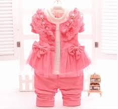 <b>Fashion Baby Girls</b> Coat Newborn Infant Kids <b>Lace</b> Bows Cardigan ...