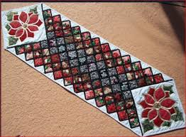 Christmas Table Runner Patterns Custom Christmas Table Runners Quilting Gallery