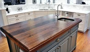 fascinating wooden countertop countertop wood countertops cost vs granite