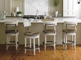 Kitchen:Contemporary Round Black Modern Stainless Steel Kitchen Bar Stool  Also Rectangular Silver Modern Kitchen