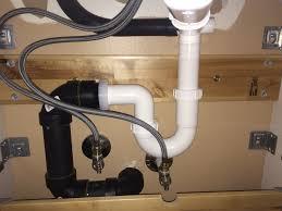 Reversing Ptrap In Bathroom Sink Drain  Plumbing  DIY Home Single Drain Kitchen Sink Plumbing