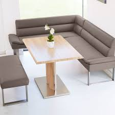 corner dining set with leather bench. lewis right hand corner bench dining set with leather r