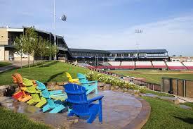Cougar Field Seating Chart Northwestern Medicine Field Kane County Cougars Stadium
