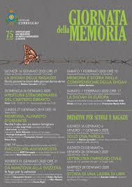 """Giornata della memoria"""" 2020: due settimane di iniziative a ..."""