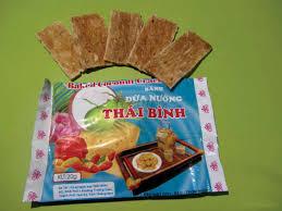 Bánh dừa nướng Thái Bình tại Đà Nẵng - Đặc Sản Đà Nẵng Hồ Ngọc Hà