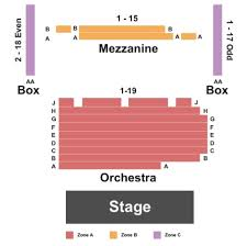 New World Stages Stage 5 Tickets In New York Seating