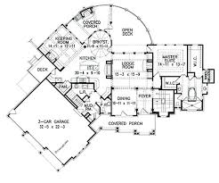 82 best home plans images on pinterest home plans, floor plans Lake View Ranch House Plans lakeview cottage house plan, 2129 w o 2 brs on main floor Ranch House Plans with Basements