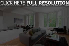 Open Kitchen Living Room Design Cool Black And White Open Kitchen Living Room Ideas Home Top