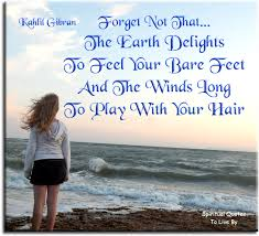 Kahlil Gibran Quotes To Live By