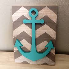 contemporary anchor wall decor remodel ideas cast iron nautical boat anchor wall decor brass blue green aged patina colors target for nursery hobby lobby