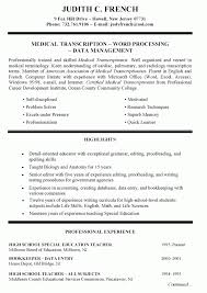 acting resume special skills examples - Examples Of Special Skills For  Acting Resume