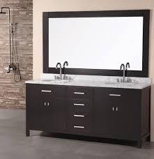 2 sink bathroom vanity. London Espresso Finish Double Sink Vanity Set 2 Bathroom