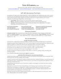 hr advisor cv sample myperfectcv. strategic thinker business partner human  resource director shrm p