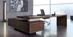 desk office design wooden office. Contemporary Executive Wood And Leather Office Desk CEOO By EOOS Walter Knoll Design Wooden E