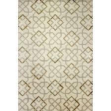 bashian rugs valerie handtufted beige area rug  wayfair