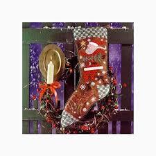 Wish Upon A Star Christmas Stocking
