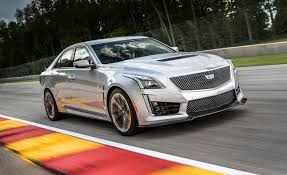 2016 Cadillac CTS-V Test   Review   Car and Driver