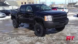 Lifted 2013 Chevrolet Silverado LT | Custom Trucks Canada | Ride ...