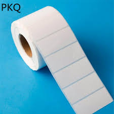 Small Blue Printer Garden Us 14 08 8 Off 1 Roll 25 Sizes Small Large Adhesive Thermal Label Sticker Paper Supermarket Price Blank Label Laser Printer Stickers White In