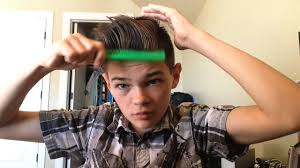How To Make Cool Hairstyle How To Make An Awesome Hair Style For Boys Youtube 7625 by stevesalt.us