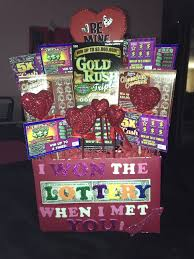 lottery point of display 768x1024 valentines day baskets for him