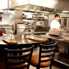restaurant open kitchen concept. An Upscale Casual Restaurant Located In Columbia, Maryland, Which Includes  Wine Bar, And An Open-kitchen Concept. The Project Included Food Service Design Open Kitchen Concept