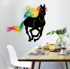 home decor 3d horse wall stickers 3d movie wall stickers room decorations wall decals for kids on horse wall decor stickers with home decor 3d horse wall stickers 3d movie wall stickers room