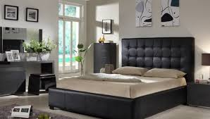 Furniture Wonderful Bedroom Design Grey forters Black