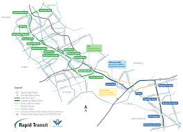 Urban Lights Kitchener Light Rail Map Tritag