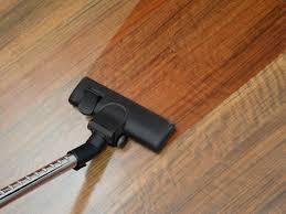 vacuum cleaner the floor clean with