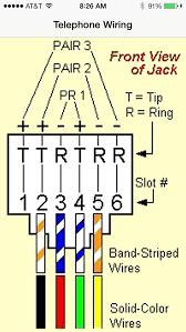 cat3 phone wiring diagram wiring diagram and schematic diagram rj11 wiring color code at Cat 3 Wiring Diagram