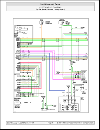 i need a diagram of the stereo wiring in a 2001 chevy tahoe 2005 tahoe stereo wiring diagram 2005 Tahoe Radio Wiring Diagram #11