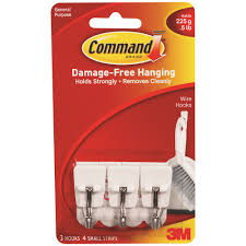 Command Strip Coat Rack 100M Utensil Hooks Hooks Racks Toplineie 71